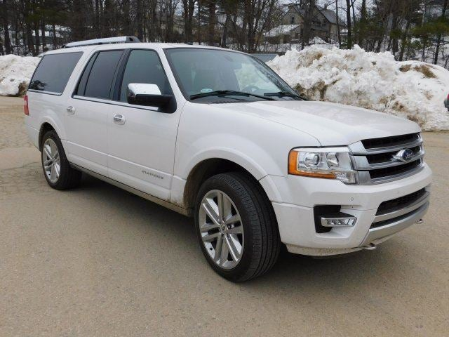 2017 Ford Expedition El Platinum In South Paris Me Portland Ripley And Fletcher