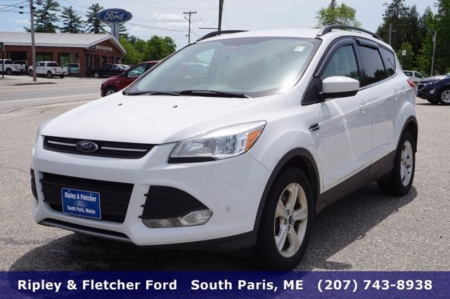 2016 ford escape se in south paris me portland ford escape ripley and fletcher ford 2016 ford escape se