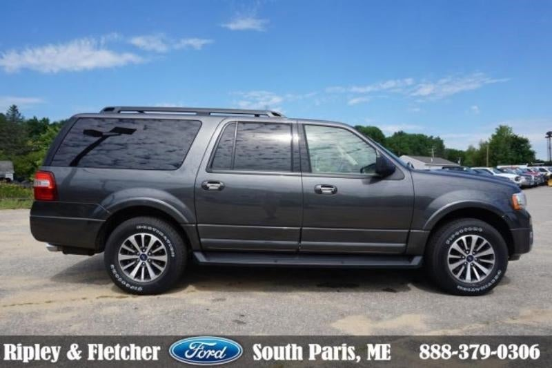 Ford Expedition El Xlt In South Paris Me Ripley And Fletcher Ford