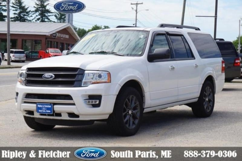 Ford Expedition El Limited In South Paris Me Ripley And Fletcher Ford